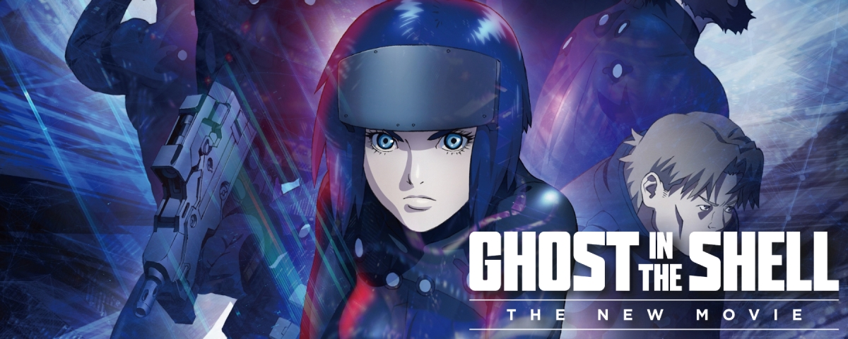 Anime Eiga Review Ghost In The Shell The New Movie Lofzodyssey Anime