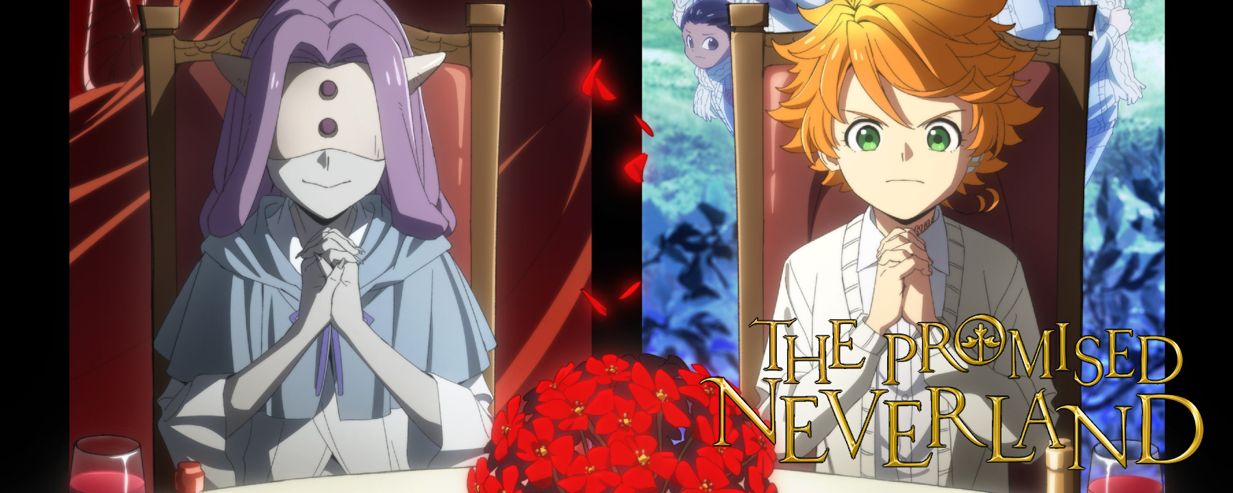 Anime Hajime Review: The Promised Neverland Season 2